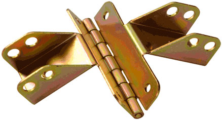 S&D Products has a large selection of specialty manufactured Custom Hinges