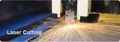 Custom CNC Laser Cutting and Manufacturing