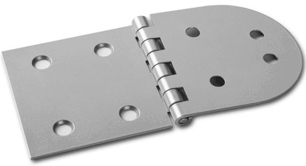S&D Products has a large selection of specialty manufactured Reverse Assembly Hinges