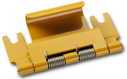 S&D Products has a large selection of specialty manufactured Spring Loaded Hinges