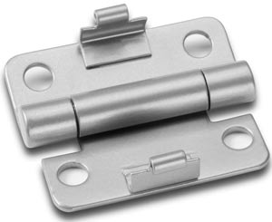 S&D Products has a large selection of specialty manufactured Weld-on Hinges
